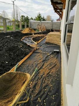 Зачем класть пленку под бетон