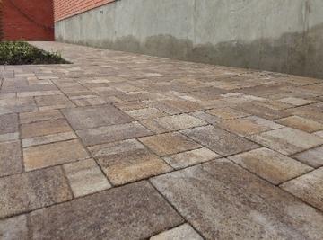 Как проверить качество укладки тротуарной плитки