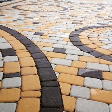Тротуарная плитка, цена