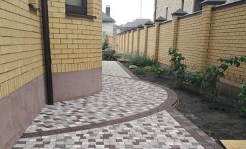 Тротуарная плитка для дачи. Какую выбрать
