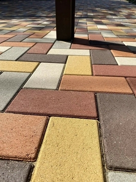 Пять параметров качества тротуарной плитки