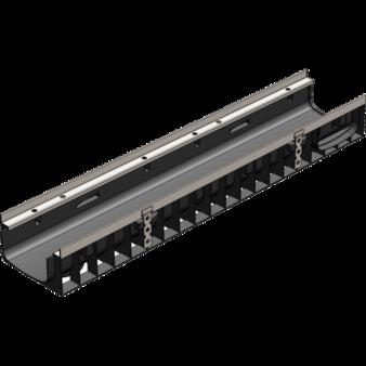 Лоток водоотводный Gidrolica Super ЛВ -15.19,6  пластиковый, кл. Е600