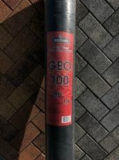 Геотекстиль ЭКОЛАЙФ GEO 100 (рулон 80 м2)