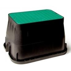 Ревизионный короб прямоугольный Europlast