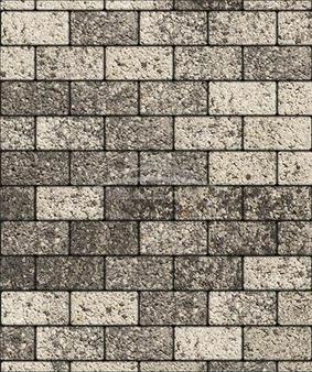 Тротуарная плитка ЛАЛИНИЯ Б.5.П.8 Листопад гладкий