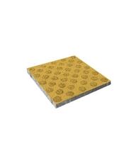 Тактильная плита Б.1.КТ.6 конусообразные