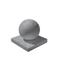 Декоративный элемент  Шар-1 Мозаичный бетон