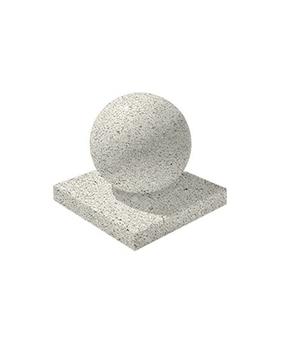 Декоративный элемент  Шар-1 Гранит
