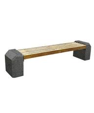 Скамья СК-3 Мозаичный бетон