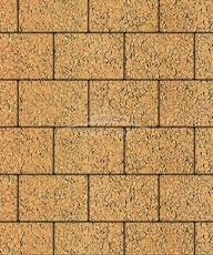 Тротуарная плитка ЛАЛИНИЯ Б.1.П.8 Листопад гранит
