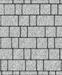 Тротуарная плитка Старый город 1Ф.6 рельефная СТОУНМИКС
