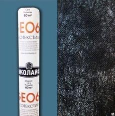 Геотекстиль ЭКОЛАЙФ GEO 60, (рулон  80 м2)