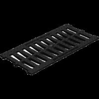 Решетка водоприемная  Gidrolica Standart РВ -20.24.50 - щелевая чугунная ВЧ, кл. С