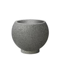 Вазон-1 Мозаичный бетон