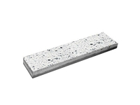 Плинтус Инвито 2МЛ Мозаичный бетон