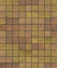 Тротуарная плитка ЛАЛИНИЯ Б.1.П.8 Листопад гладкий