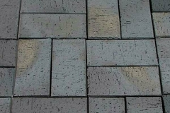 Тротуарный клинкер Roben. SCHWABING schwarz-buntgeflammt, 40