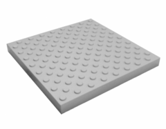 Тактильные плиты Б.1.КТ.6 конусообразные Гранит Серый