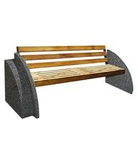 Скамья СК-6 Мозаичный бетон