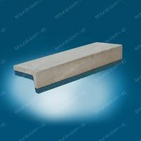 Ступени мозаичный бетон СТ-1 Гранит