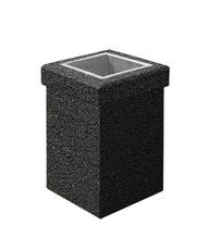 Урна-1 Мозаичный бетон