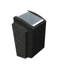 Урна-2 Мозаичный бетон