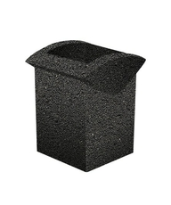 Урна-3 Мозаичный бетон