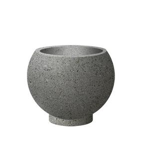 Вазон-1 Мытый бетон